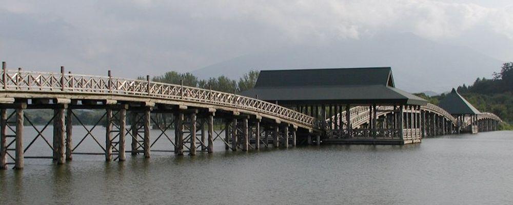 全国木橋サミット